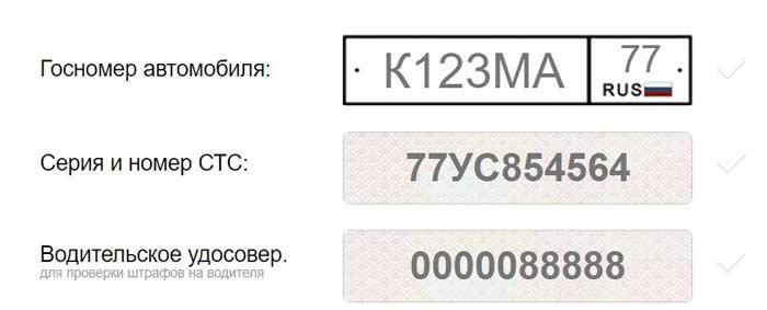 Штрафы ГИБДД в Новосибирске 1