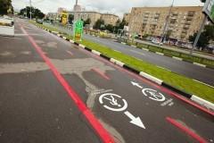 для выделения пешеходных зон